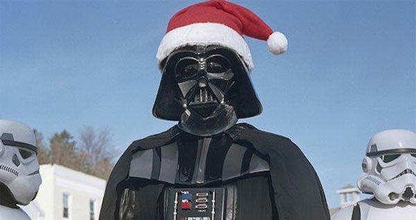 Santa Vader
